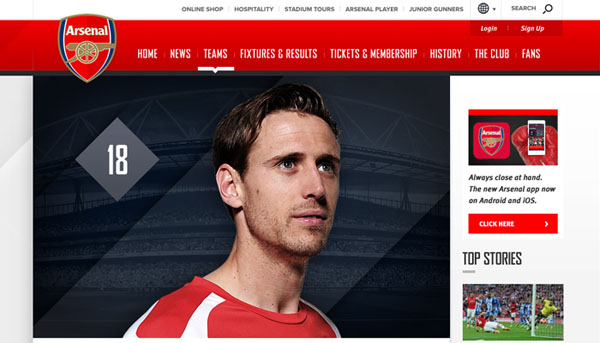 2 Arsenal