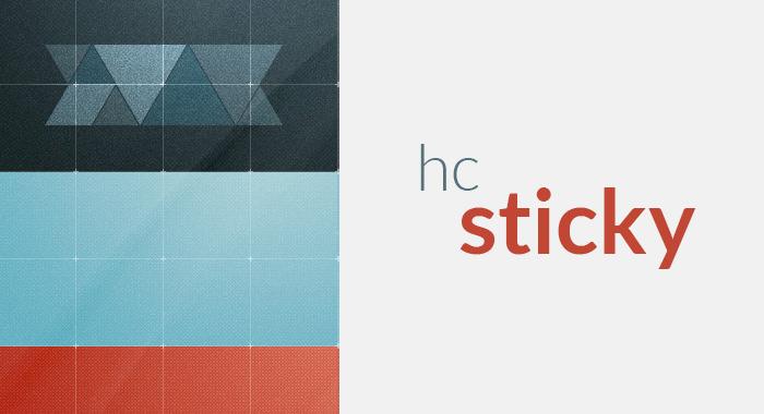 sticky-hcsticky