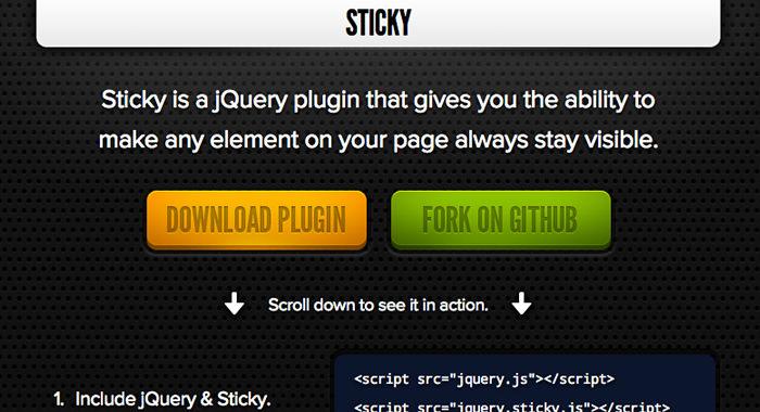 sticky-stickyjs