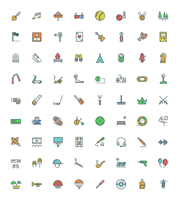 colored-icons