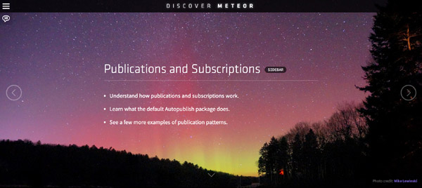 discover-meteor