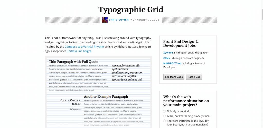 Typographic-Grid-CSS-Tricks