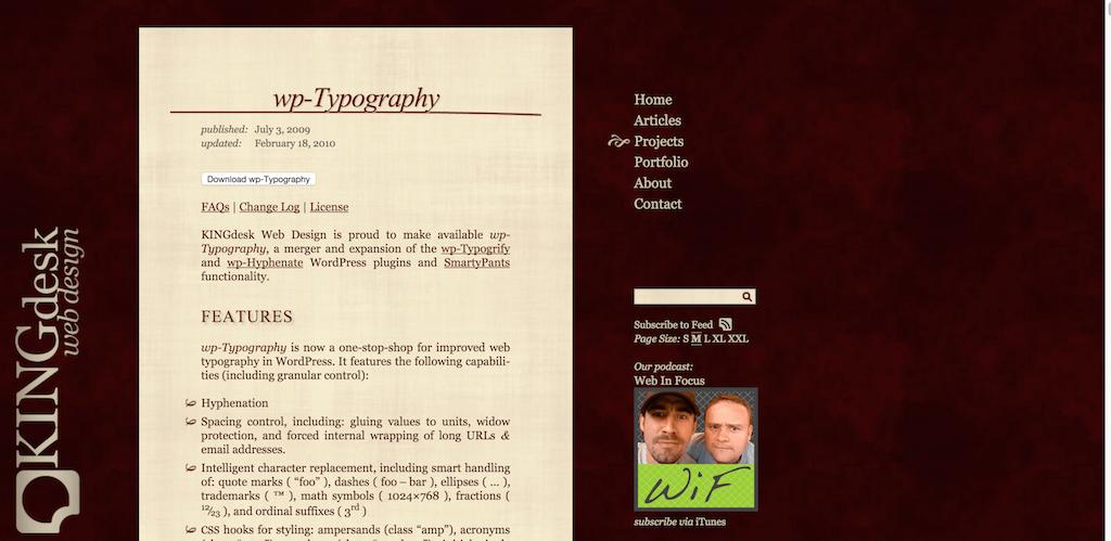 wp-Typography-•-KINGdesk